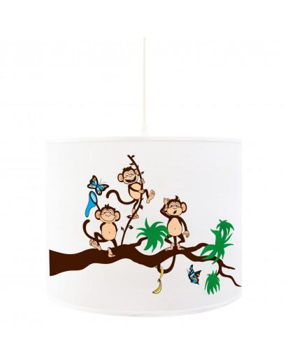 Deckenlampe Affe