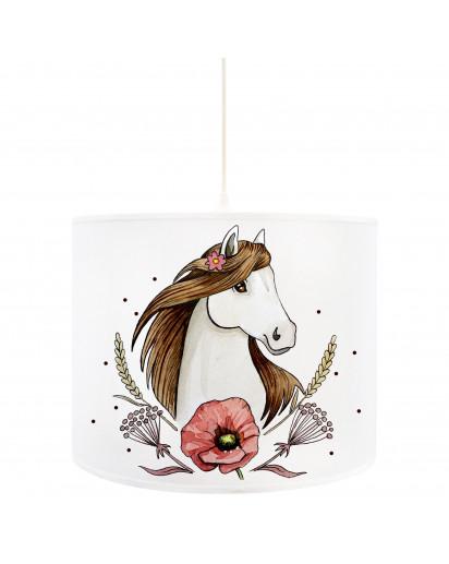 Deckenlampe Pferd