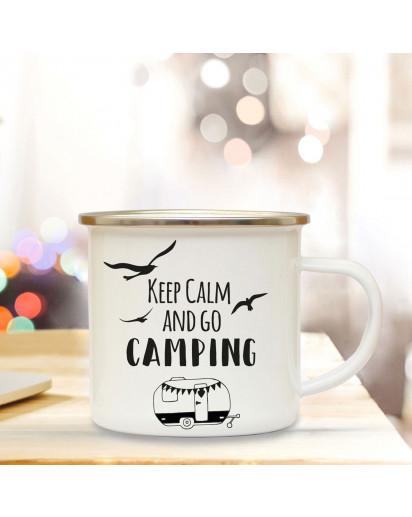 Camping becher