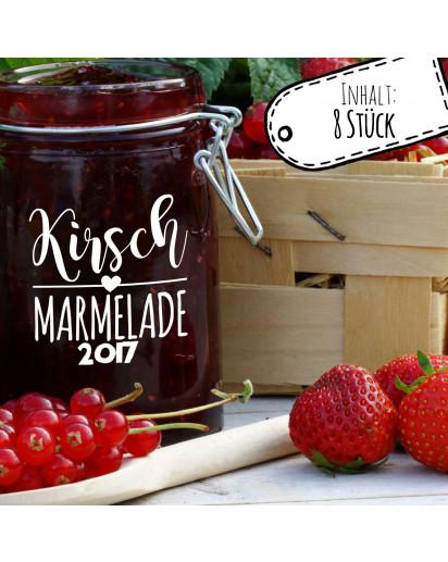 Etikett Marmelade