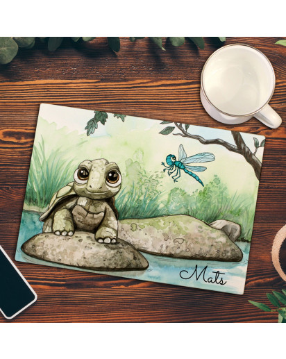 Brett Schildkröte