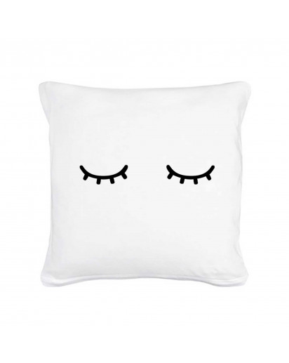 Kissen schlafende Augen sleeping eyes Kawaii inklusive Füllung Pillow sleeping eyes kawaii including filling k28