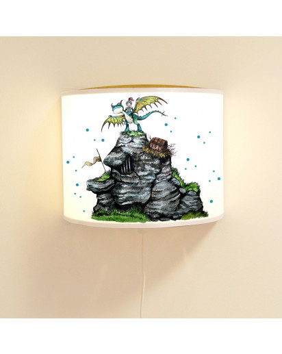 leseschlummerlampe jungen schlummerlampe wandlampe lampe. Black Bedroom Furniture Sets. Home Design Ideas