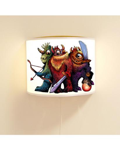 Lampe Monster