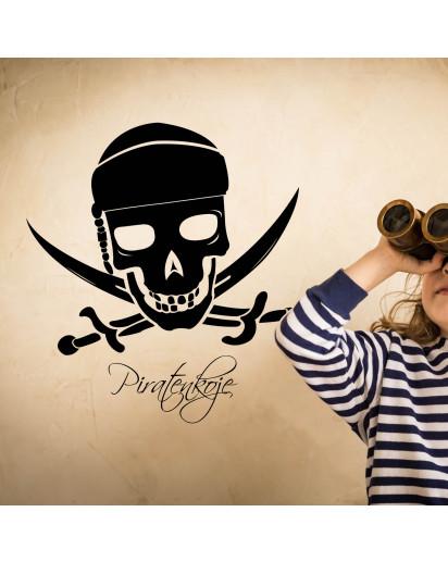 Pirat Schädel