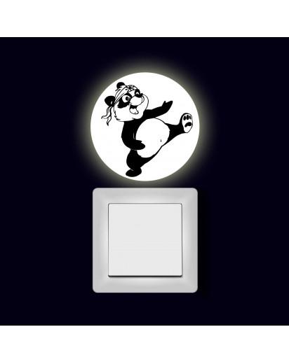 Lichtschalter Tattoo