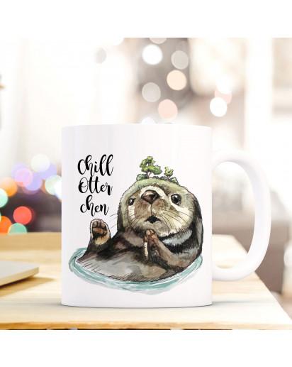 Tasse Otter