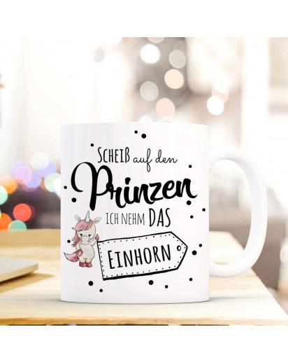 Tasse Einhorn