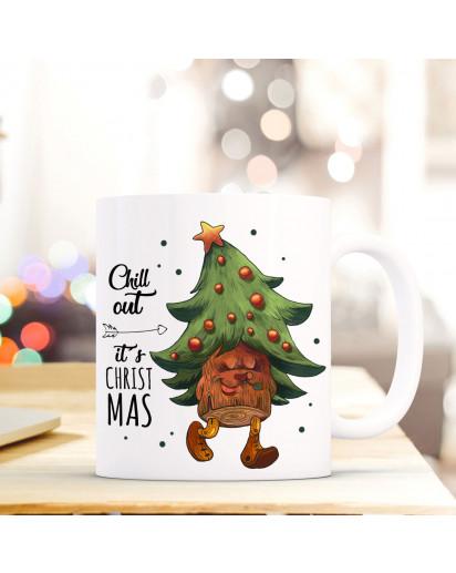 Tasse Weihnachtsbaum