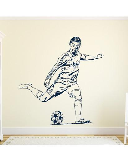 Fußball-sticker