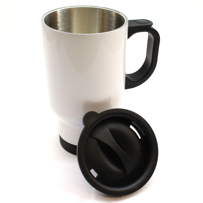 Thermobecher Kaffeebecher Kälbchen Thermostasse Tasse Tiermotiv Becher tb133