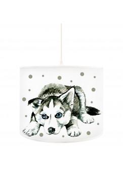 Deckenlampe Husky Baby Welpe D36