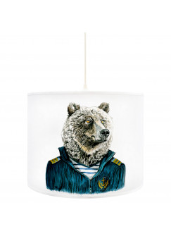 Deckenlampe Käptn Braunbär Papa Bär D49