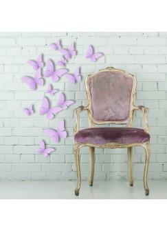 3D Schmetterling Schmetterlinge Wanddekoration M1251