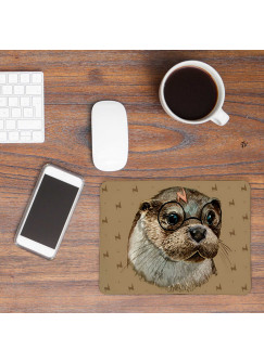 Mousepad Mauspad Mouse Pad Mausunterlage Magie mit Harry Otter mp16