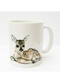 Tasse Reh Rehkitz Bambi ts176