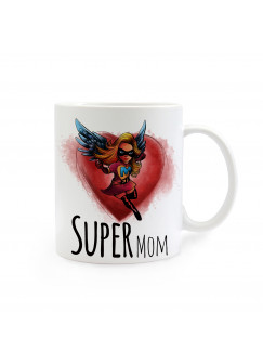 Tasse Muttertag Super Mom... ts267