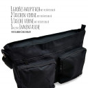 Schultertasche Schultasche Tasche Prinzessin im Zauberwald satchel sling bag school bag princess in magic forest tsu02