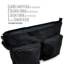 Schultertasche Schultasche Tasche Rotfüchschen mit Sternen satchel sling bag school bag red fox with stars tsu07