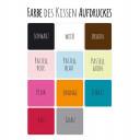 Kissen mit Einhorn Spruch Sternen & Glitzer Pillow with Unicorn Quote Stars & Glitter