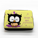 Hauptbild gefüllte Federtasche Prinzessin Eule filled pencil case princess owl keep calm and be princess