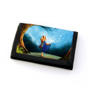 Portemonnaie Geldbörse Brieftasche Märchen Sterntaler Mädchen im Wald wallet purse billfold fairy-tale star money girl in forest gf46