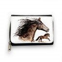 Geldbörse Wildpferd Wildpferde Pferd Pferde gk069 Wallet wild horse wild horses horse horses gk069
