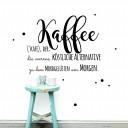 kaffee-spruch-für-wand