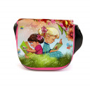 Kindergartentasche Kindertasche Tasche Kinder auf Wiese unter Baum mit Blumen Blüten Schmetterlingen und Wunschnamen kindergarten Bag children bag bag children on meadow under tree with flowers blossoms butterflies and desirable name kgt10