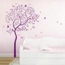 wandsticker schmetterlingsbaum