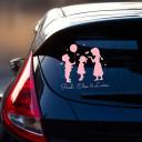 Kinder Autotattoo