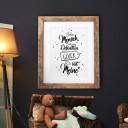 Poster Spruch