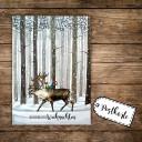 Postkarte Weihnachten