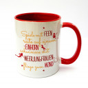 Tasse Becher Kaffeetasse Kaffeebecher Kindertasse Kinderbecher Spiele mit Feen Einhörner Meerjungfrauen cup mug kids cup kids mug coffee cup coffee mug play with fairies unicorns mermaids ts155
