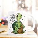Tasse Schildkröte