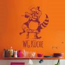 wandtattoo-Küche