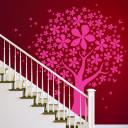 wandsticker-Baum