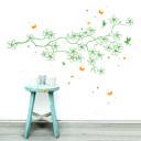 wandtattoo-Blumen