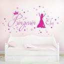 wandtattoo-eisprinzessin-eiskönigin-pink